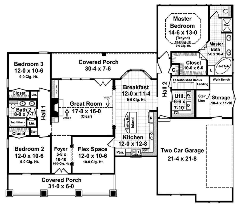 House plans under 1800 sq ft with porches porches ideas for House plans 1800 sq ft with porches