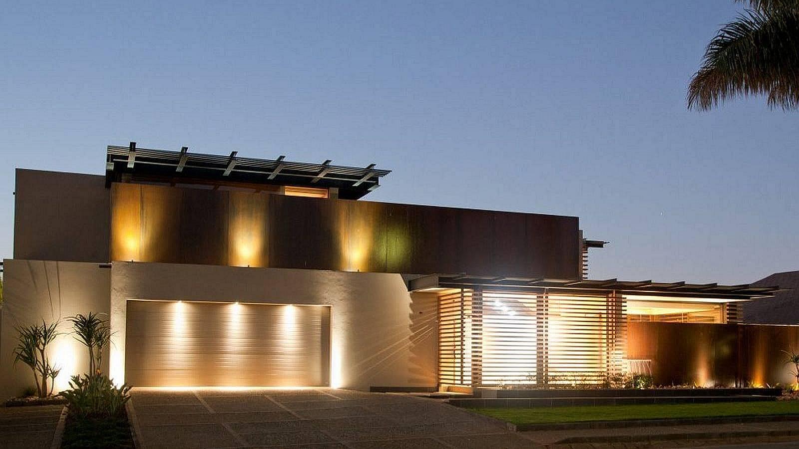 Car Porch Lighting Design Porches Ideas