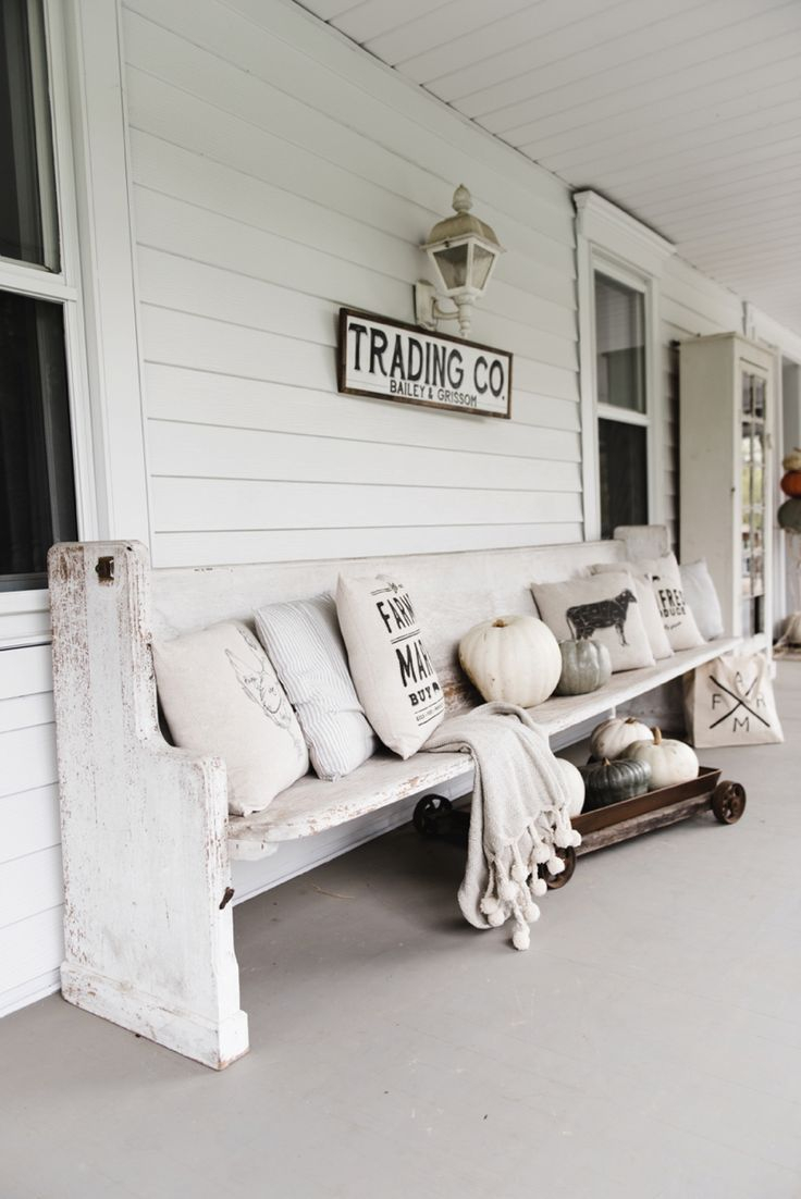Farmers Porch Furniture Ideas Porches Ideas