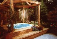 60 Stylish Backyard Hot Tubs Decoration Ideas Hot Tubs Tubs And with regard to size 1170 X 1024