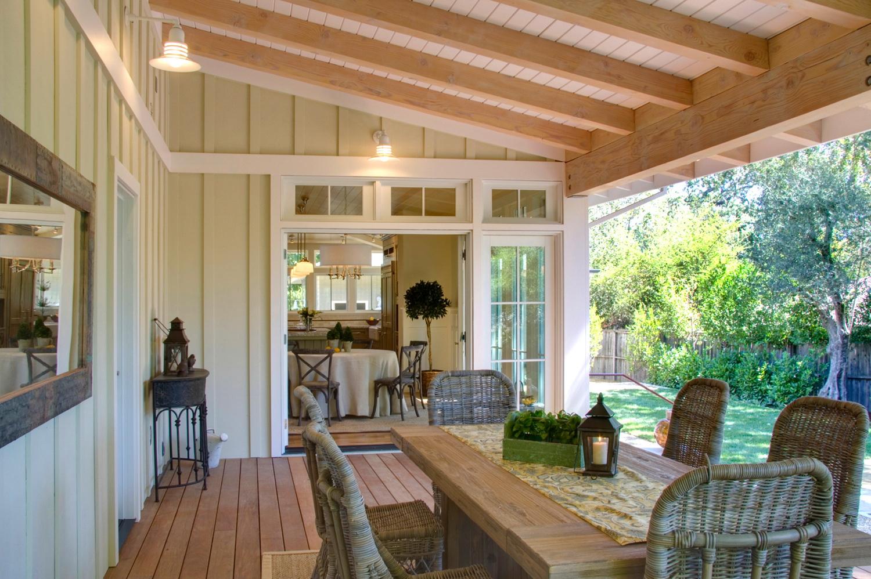 Rear Porch Designs Porches Ideas