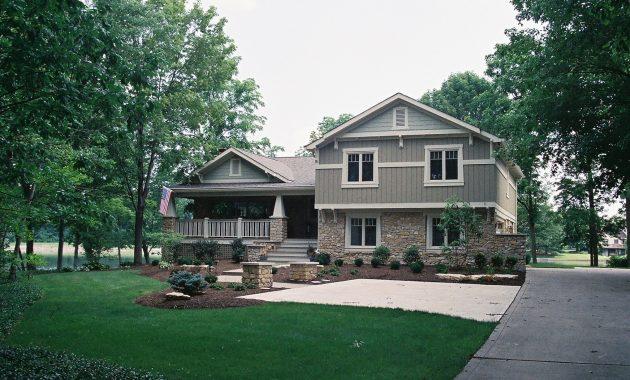 Adding A Front Porch To A Split Level Home Porches Ideas