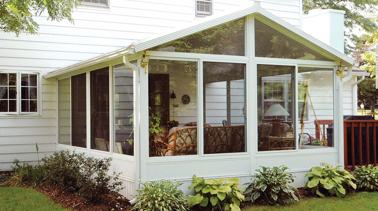 25 Season Porch Remodel • Porches Ideas