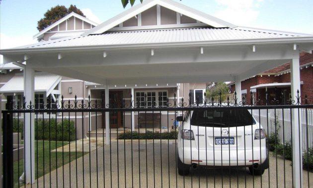 Car Porch Awning Design Porches Ideas