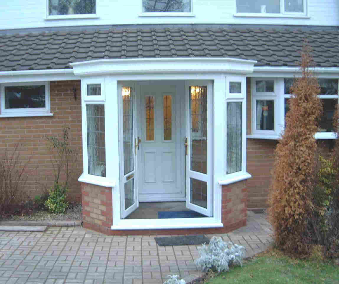Ba Nursery Front Porch House Designs Enjoying Enclosed ... on Closed Patio Design id=35786