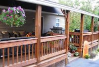 Back Porch Ideas That Will Add Value Appeal To Your Home Porch for dimensions 1024 X 768