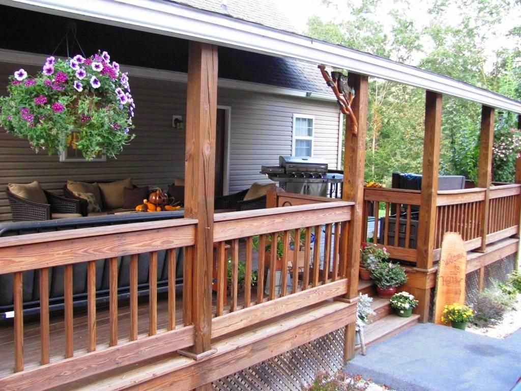 Back Porch Ideas That Will Add Value Appeal To Your Home ... on Back Deck Ideas For Ranch Style Homes id=70502