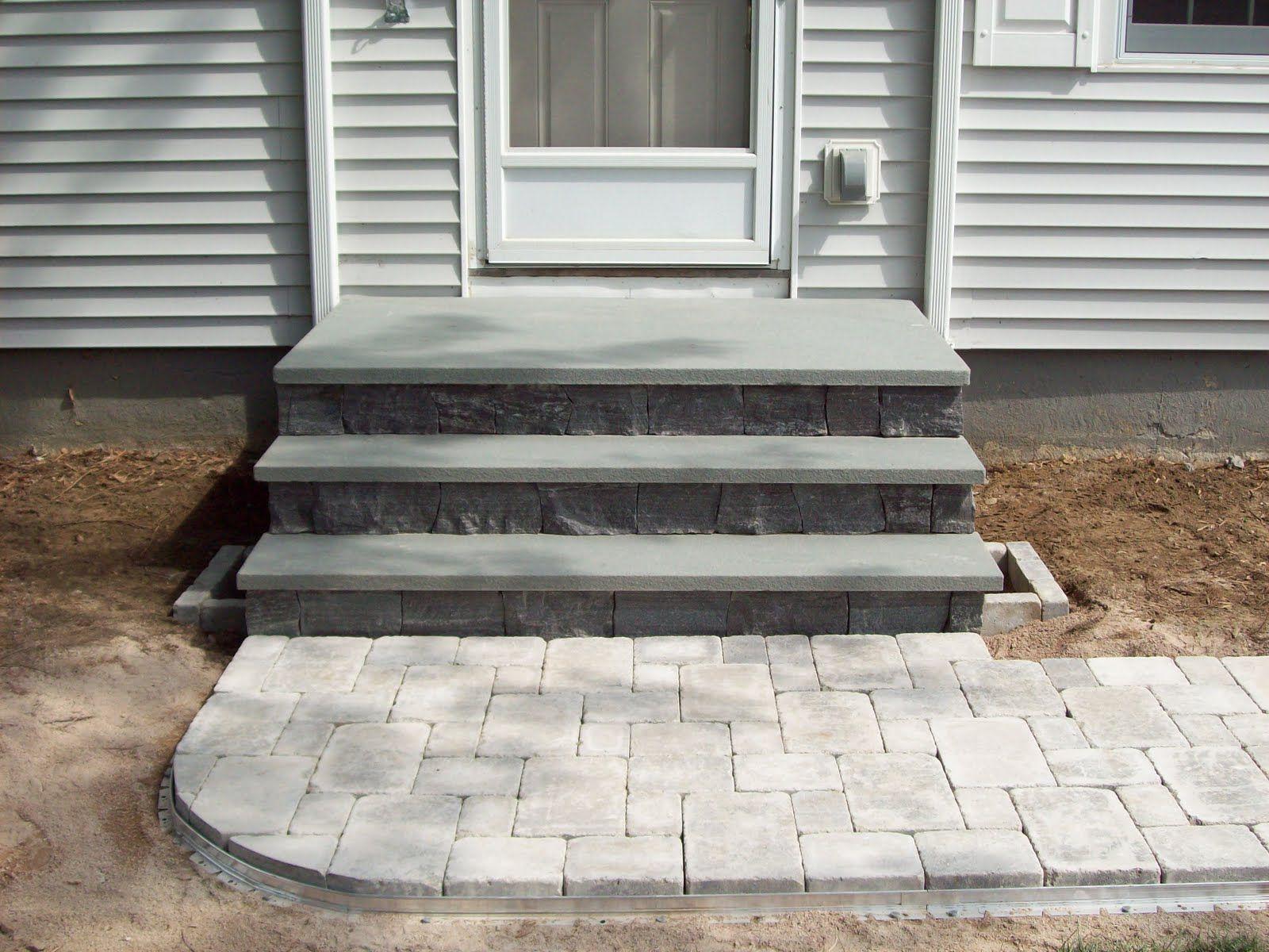 Cement Front Porch Sinking • Porches Ideas on Concrete Back Porch Ideas id=90807