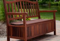 Bench Excellent Patio Storage Bench Plans Zhis Exterior Designs regarding proportions 3200 X 3200