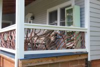 Brave Country Porch Railing Ideas Looks Cool Article Asfancy inside measurements 1600 X 1200
