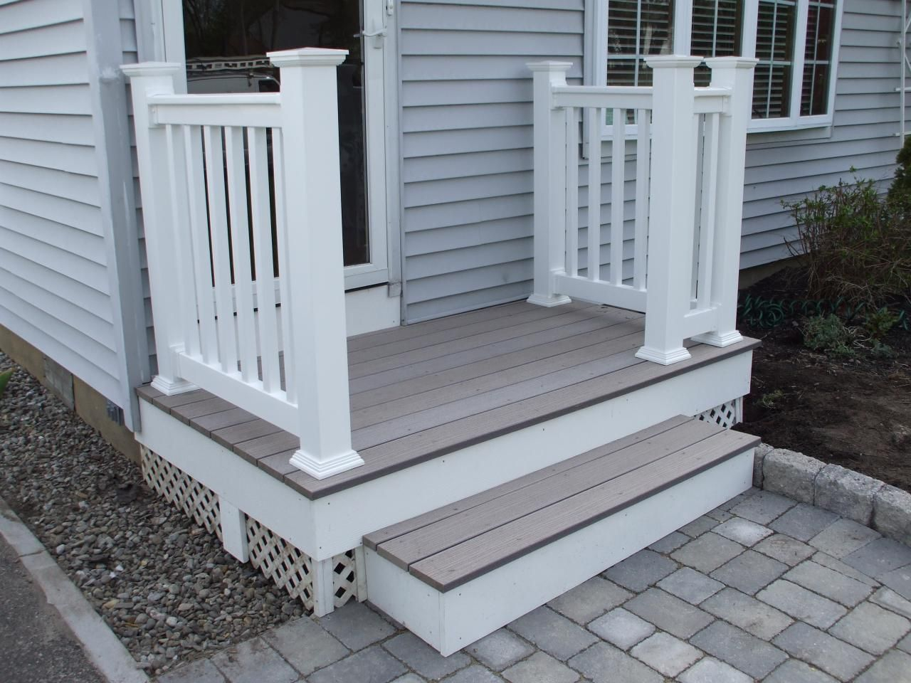 Trex Decking Front Porch Porches Ideas