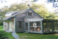Cottage Small Lake House Plans With Screened Porch Simple House within dimensions 1024 X 768