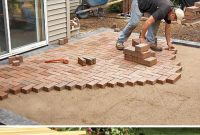 Diy Concrete Patio Cover Up Ideas The Garden Glove intended for measurements 600 X 1556