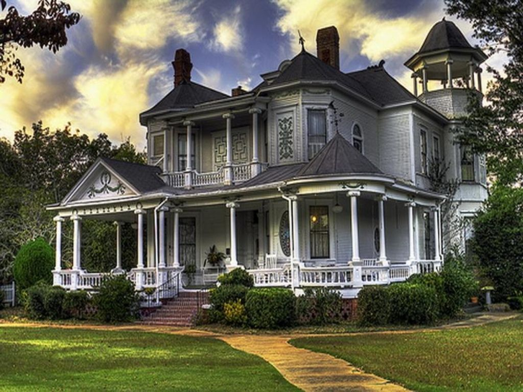 Southern Homes With Wrap Around Porches Porches Ideas