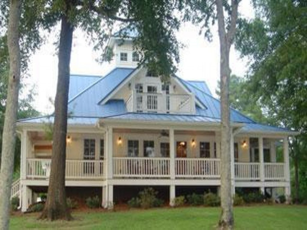 Country Homes Plans With Wrap Around Porches • Porches Ideas