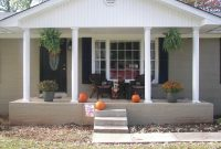 Fascinating Front Porches Designs For Small Houses With Porch Ideas with size 2592 X 1944
