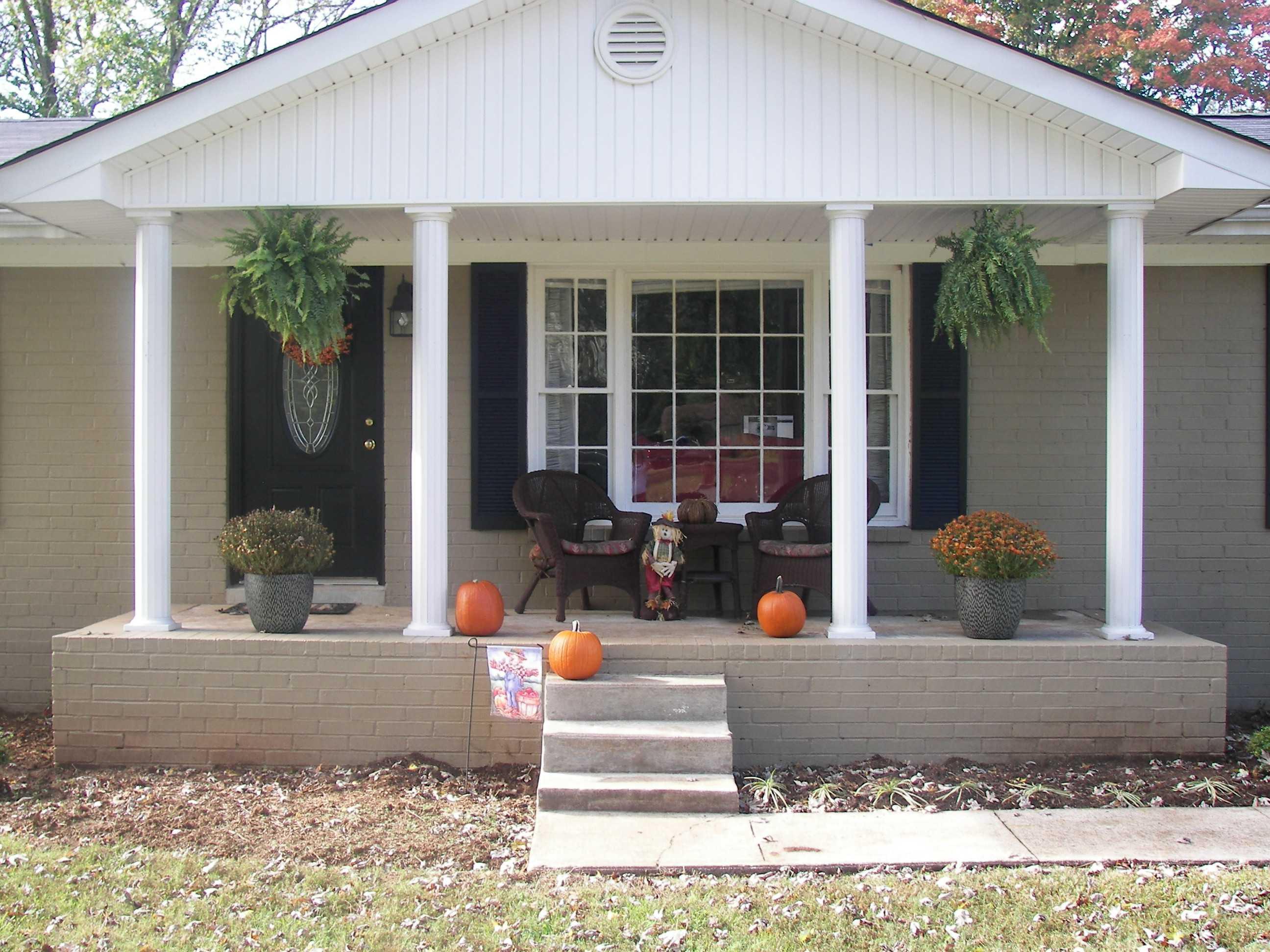 Front Porch Ideas For Houses Porches Ideas