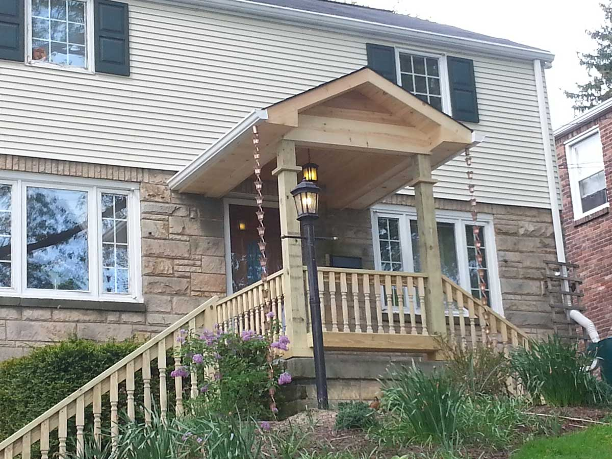 Front Doors Ideas Door Gable 75 Building A Porch House Of Paws In  Measurements 1200 X