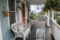 Front Porch Decorating Ideas Jbeedesigns Outdoor Front Porch pertaining to proportions 1024 X 768
