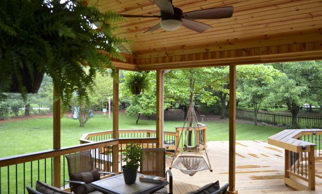 Lanai Back Porch Porches Ideas