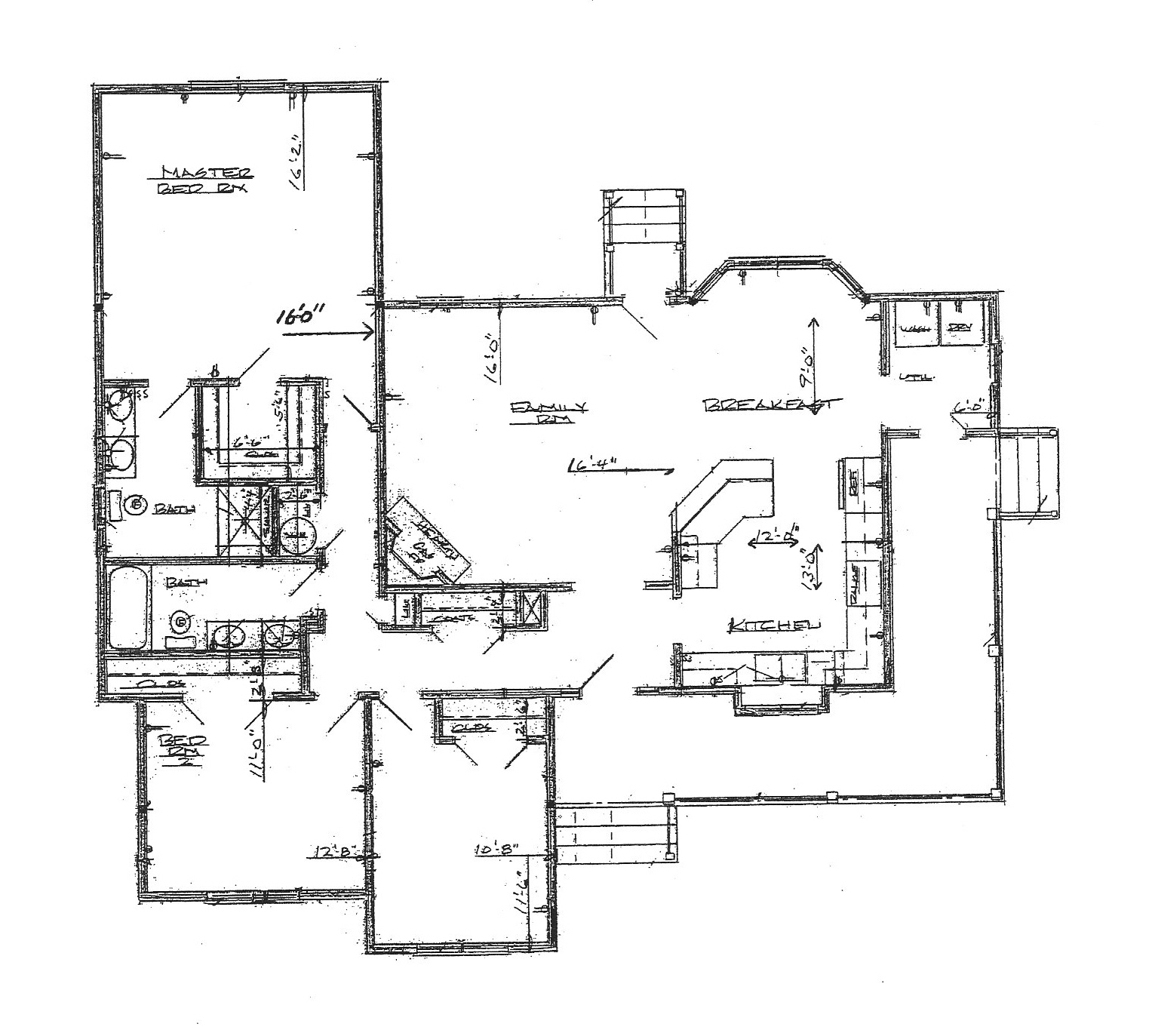Majestic 7 2 Bedroom House Plans Wrap Around Porch Loft Floor With In  Dimensions 1527 X