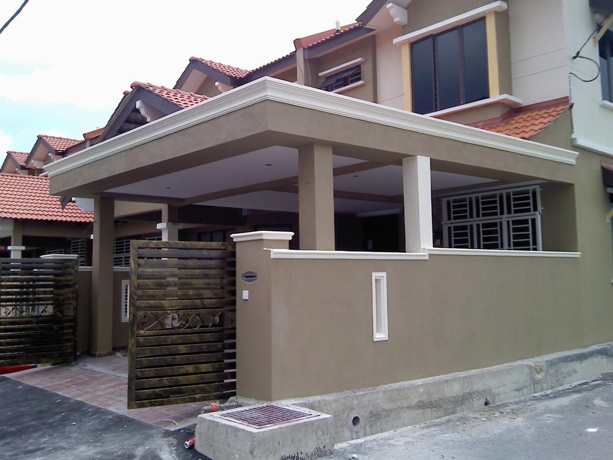 Car Porch Modern Design • Porches Ideas