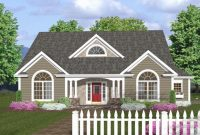New Single Story House Plans With Wrap Around Porch Images throughout dimensions 1024 X 768