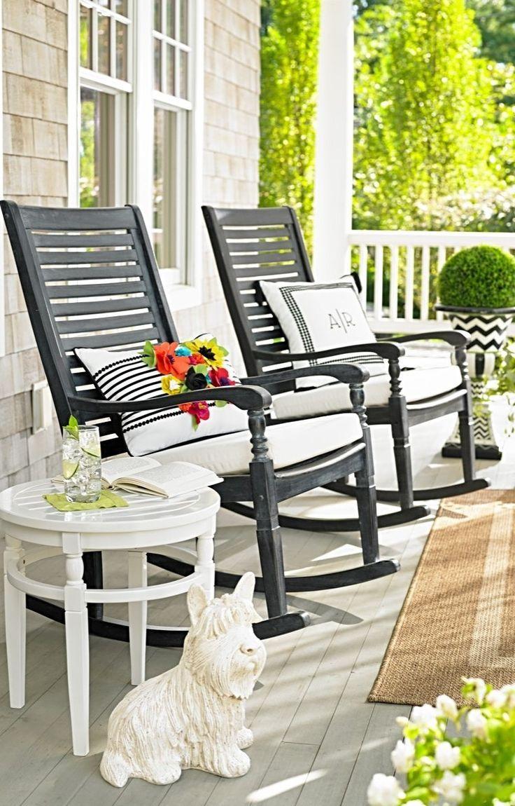 Front Porch Furniture Porches Ideas
