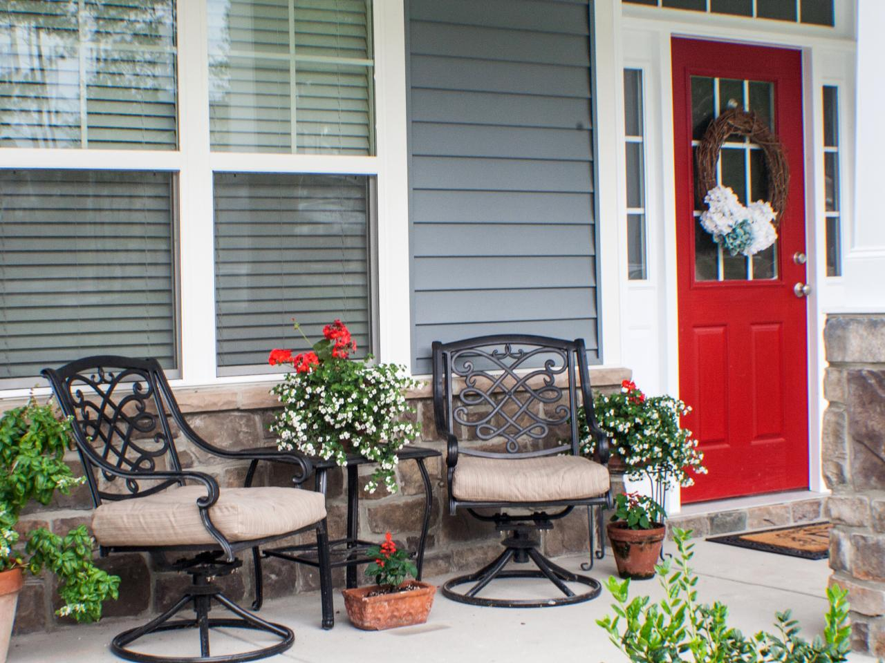 Front Porch Furniture Rescue Porches Ideas