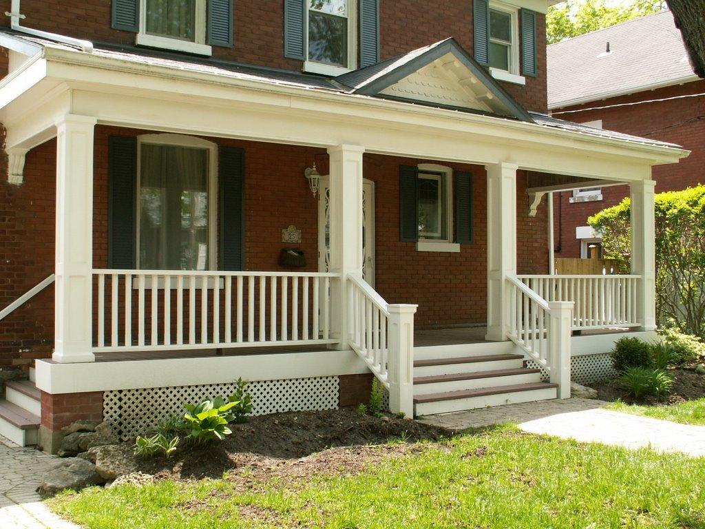 Perfect Front Porch Railing Ideas Gazebo Decoration within sizing 1024 X 768