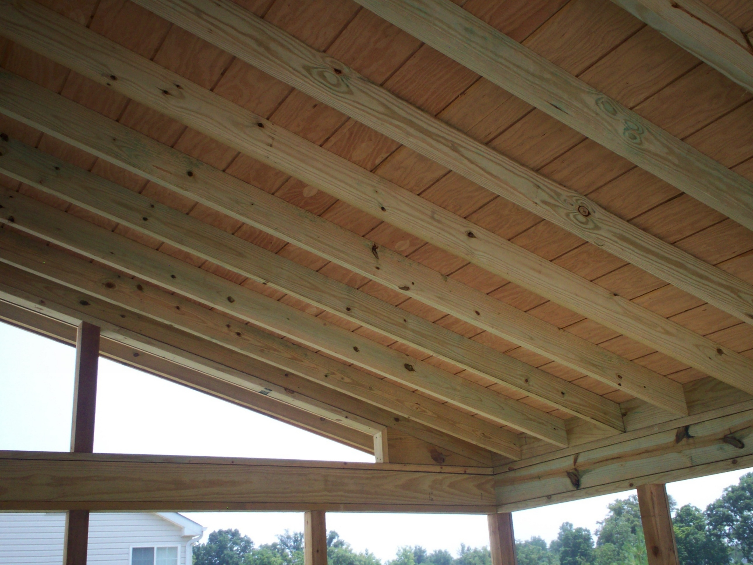 Ceilings For Screen Porch Porches Ideas