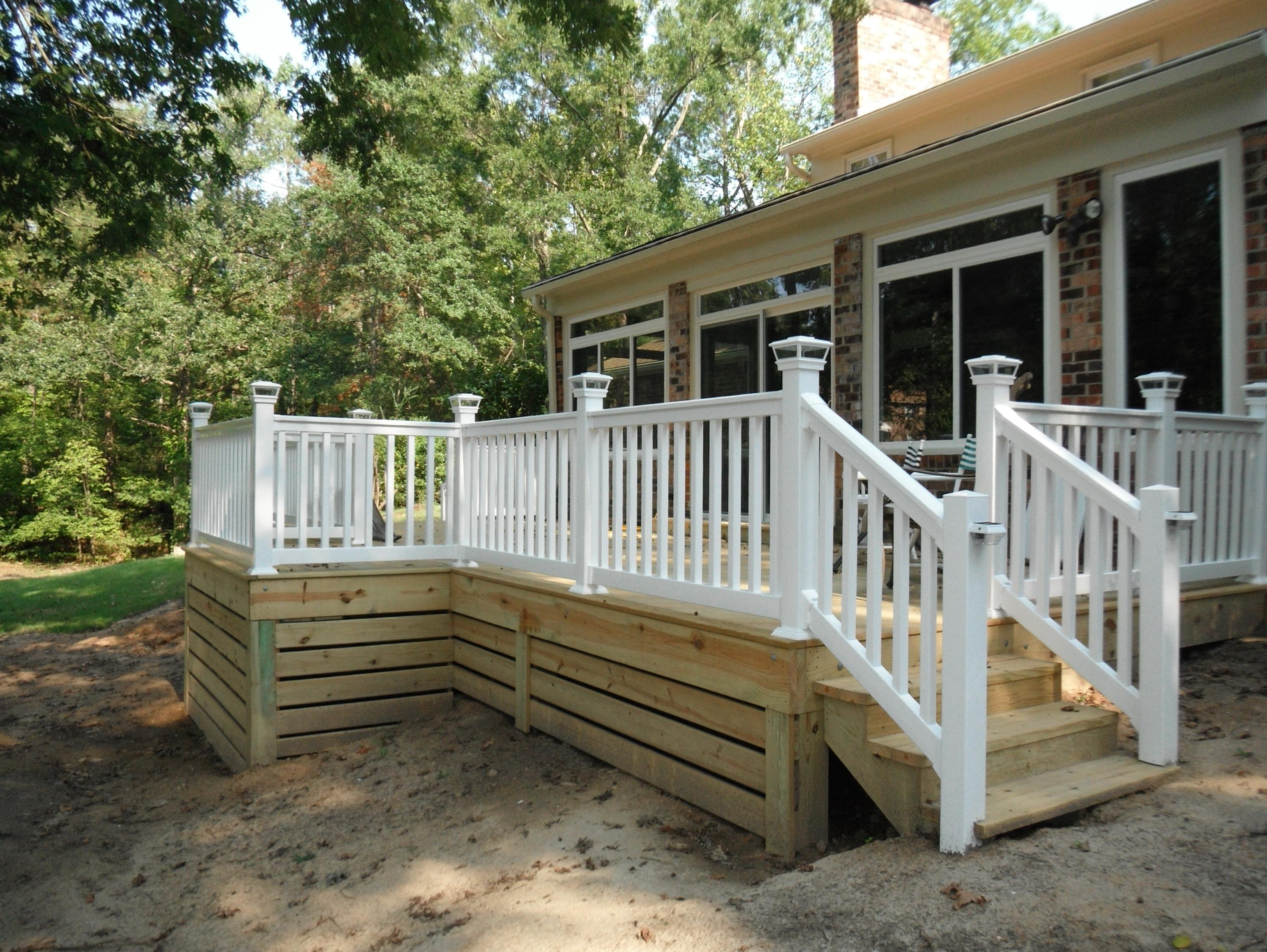 Porch Lattice Designs Porches Ideas