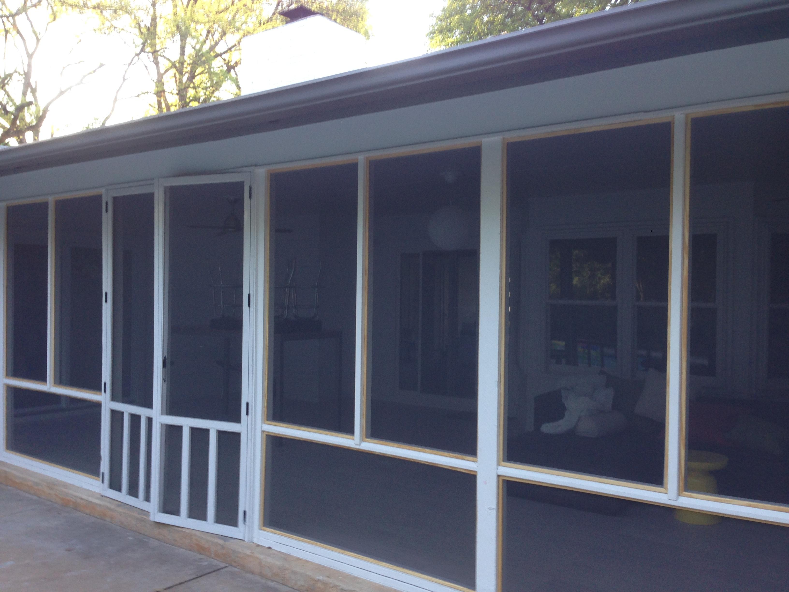 Re Screen Porch Porches Ideas