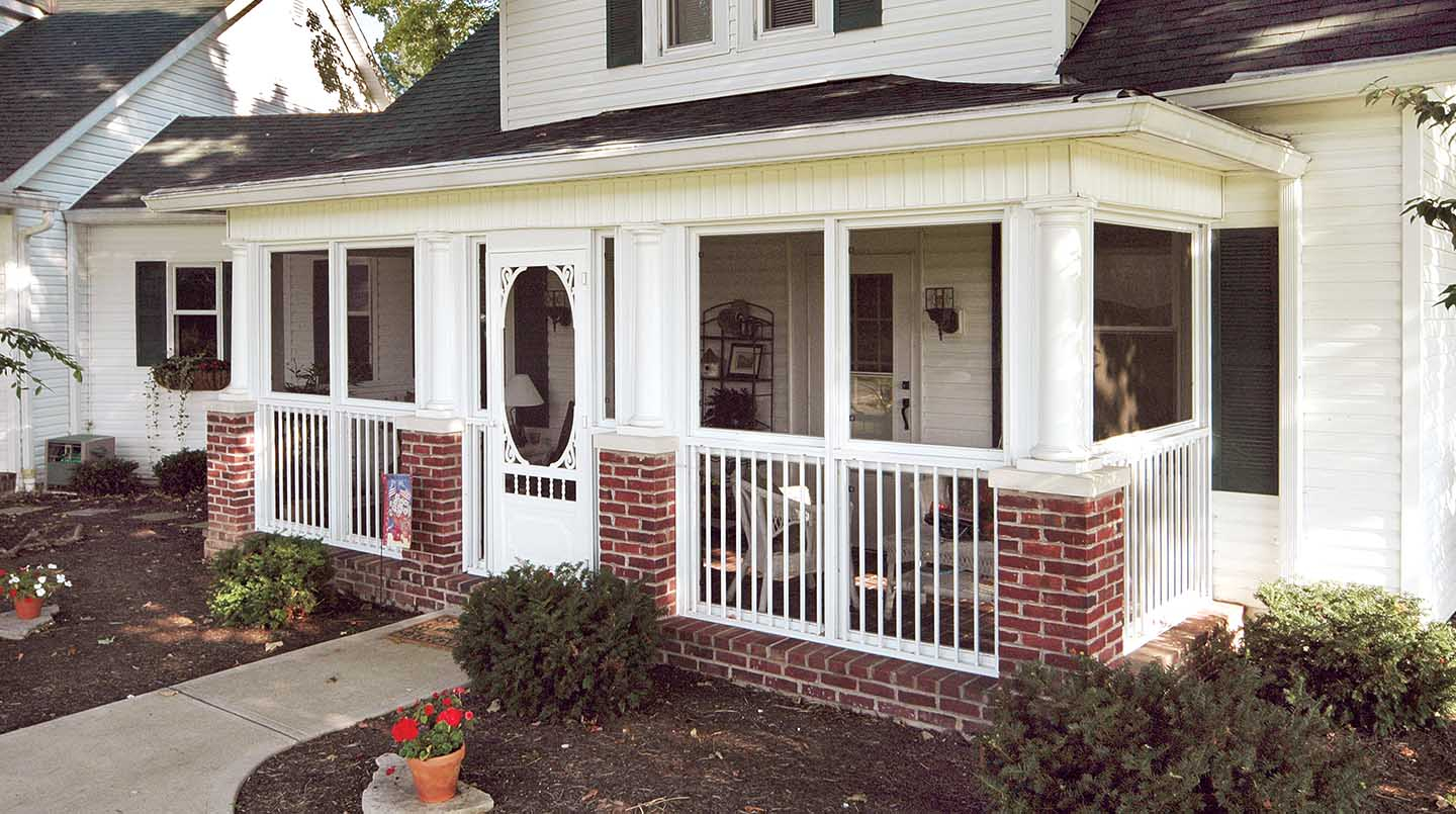 Screen Room Screened In Porch Designs Pictures Patio ... on Closed Patio Design id=84628