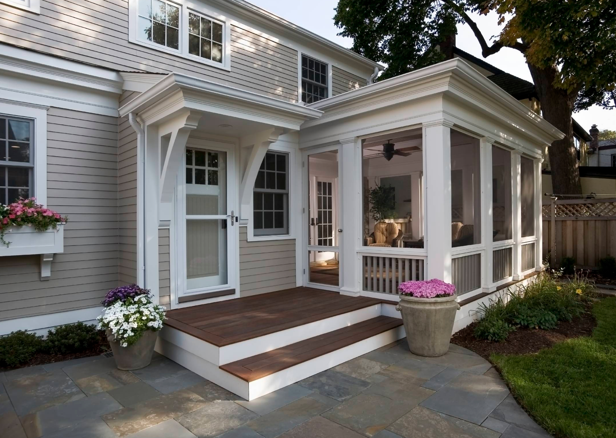 Screened In Porch With Hot Tub Ideas