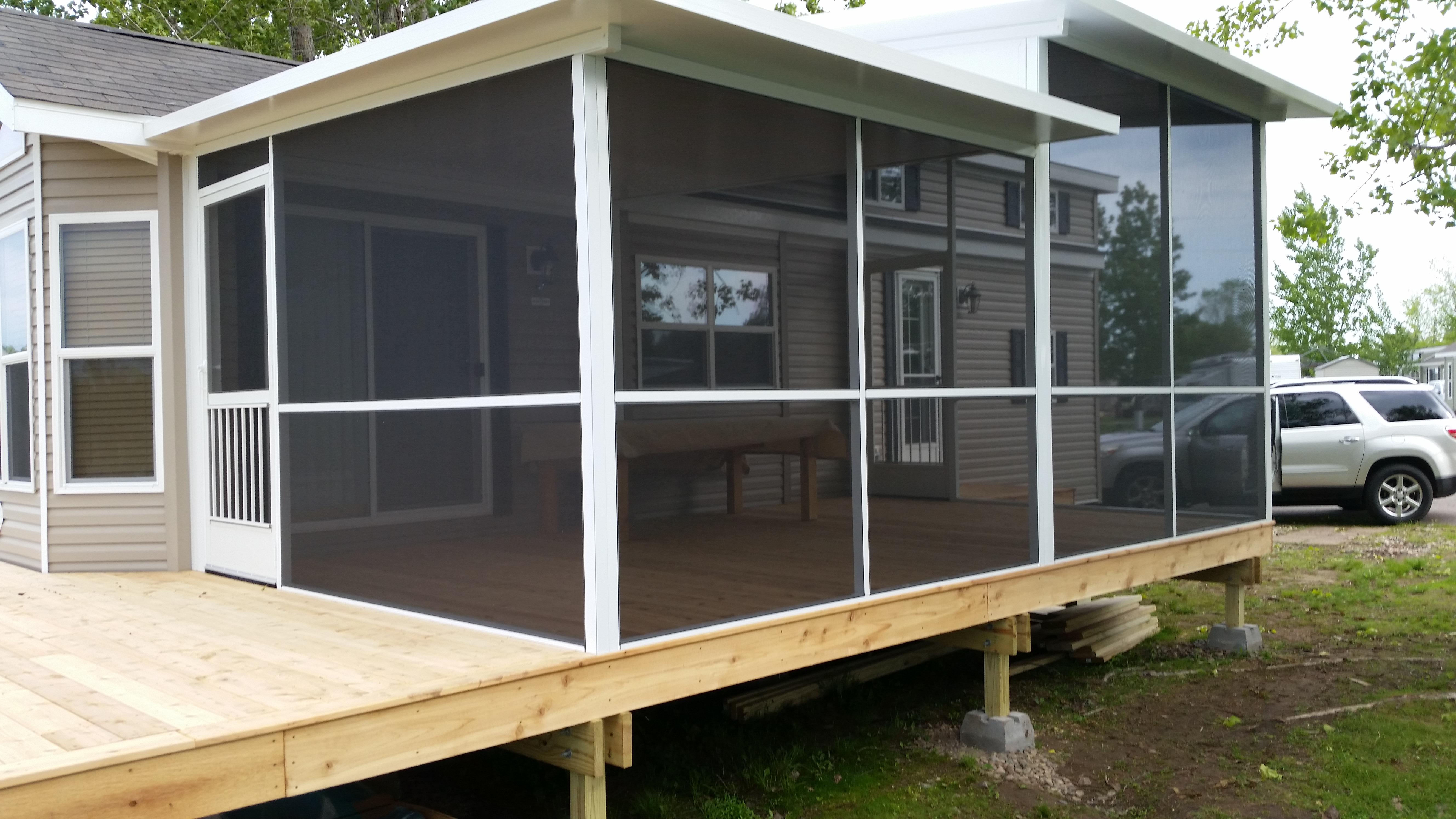 Back Porch Ideas For Modular Homes Porches Ideas