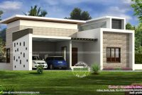 Single Floor Home With 2 Car Porch Kerala Home Design Bloglovin within size 1600 X 873