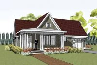 Small Cape Cod Floor Plans With Wrap Around Porch Simple House intended for size 1280 X 720