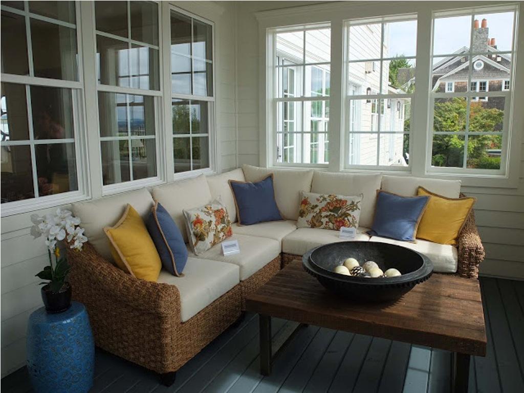Enclose Front Porch Ideas Porches Ideas