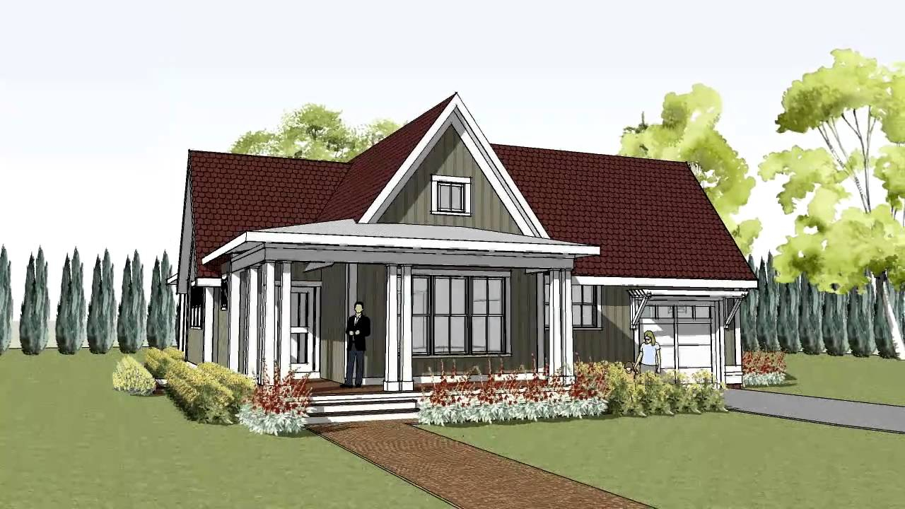 Small House Plans With Covered Porches • Porches Ideas