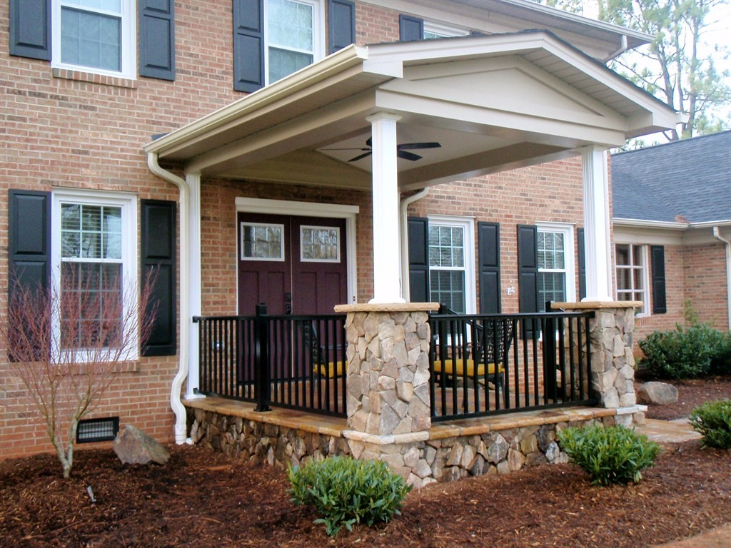Small House Front Porch Designs Luxury Best