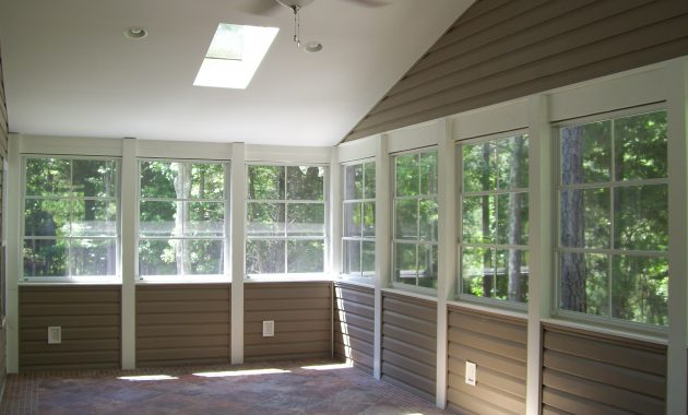 Three Season Screened Porch Designs Porches Ideas