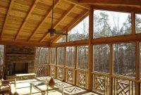 Tongue And Groove Ceiling Patio Large Screen Porch With Outdoor pertaining to measurements 1024 X 768