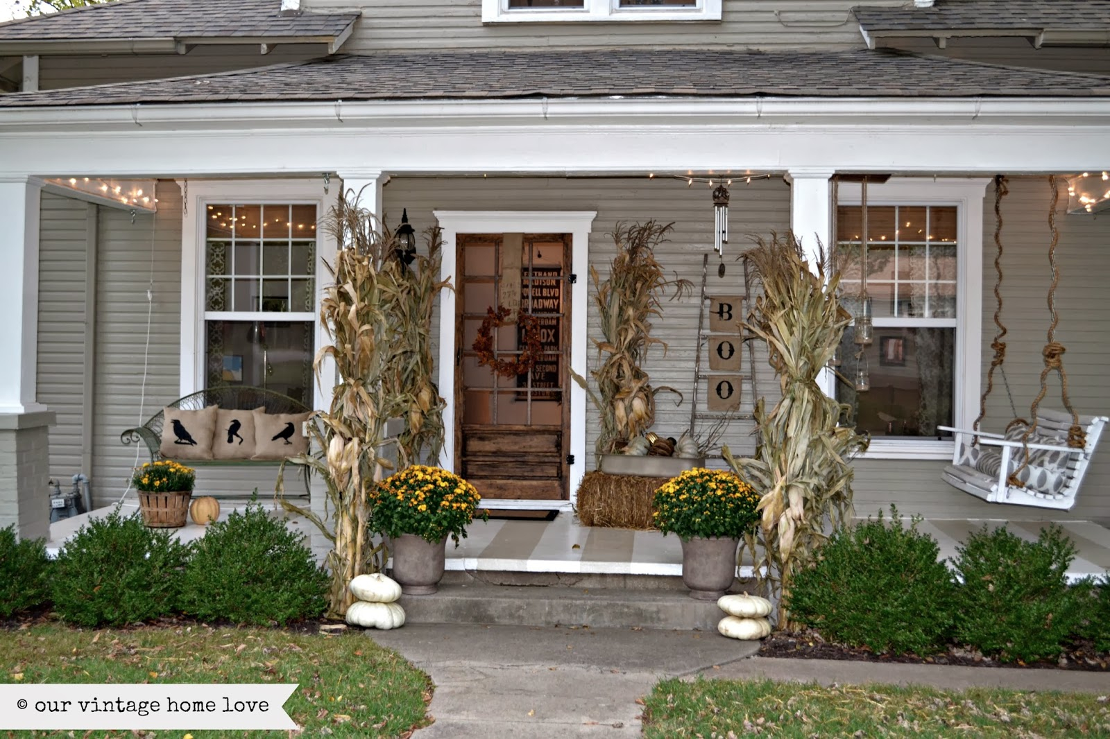 Front Porch Ideas For Older Homes Porches Ideas